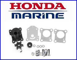 Honda 9.9/15hp (BF9.9A/BF15A) 4-Stroke Outboard Water Pump Impeller Repair Kit