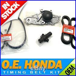 Honda/Acura V6 Premium Timing Belt & Water Pump Kit Genuine/OEM Factory Parts