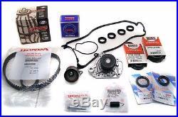 Honda Civic 1.7L Timing Belt & Water Pump Kit 2001-2005