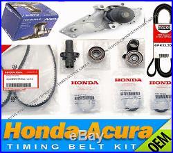 Ibra2020 Genuine OEM Timing Belt & Water Pump Kit Honda/Acura