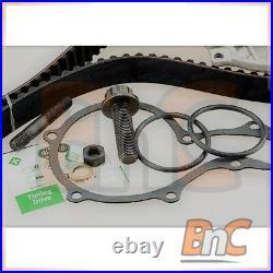 Ina Oem Heavy Duty Timing Belt Kit Cambelt Set Water Pump Vw Transporter T4