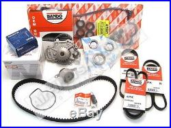 Integra Complete Timing Belt+Water Pump Kit JAPAN 96-01