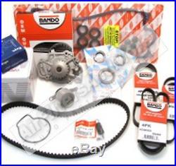 Integra Complete Timing Belt+Water Pump Kit OEM/JAPAN