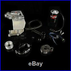 K-TUNED K-SERIES Water Plate Complete Kit with Electric Pump K20 K24 KWP-TB-405