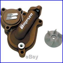 Kawasaki KX250F 20042016 Boyesen Supercooler Water Pump Cover Impeller Kit