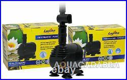 Laguna Garden Pond Fountain Pump Kit 700,1500,2000 Koi Fish Water Feature
