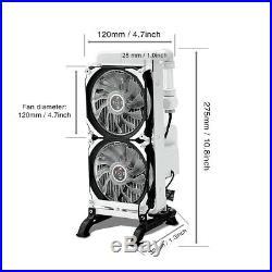 Laptop Liquid Cooling Kit Water Pump Reservoir Hard Tube 275mm CPU Heatsink DIY
