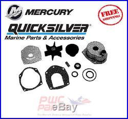 MERCURY Outboard OptiMax 3.0L DFI 200-300 EFI Water Pump Repair Kit 817275A5 OEM