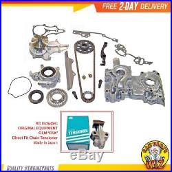 Master Engine Rebuild Kit Water Pump Fits 85-95 Toyota 2.4L SOHC 8v 22R, 22RE