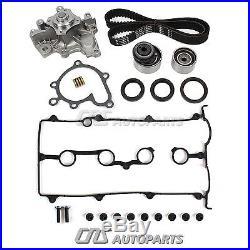 Mazda FS 2.0L HNBR Engine Timing Belt Kit Seal Water Pump Valve Cover Gasket Set