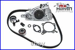 Mazda MX5 MK1 1.8 / MK2 Timing Belt Kit (4 piece) & Water Pump with Gaskets New