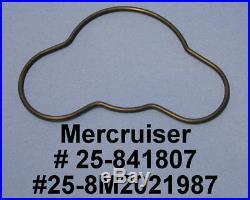 Mercruiser 496 8.2l Water Pump Rebuild Kit 47-8m0104229 862776a01 47-862232a2