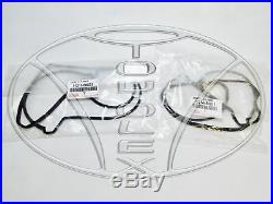 NEW LEXUS TOYOTA COMPLETE FACTORY OEM 18 PCS TIMING BELT WATER PUMP KIT With VCGs