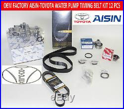 New Factory Lexus Gs300 Sc300 All Oem Aisin Complete Timing Belt Water Pump Kit