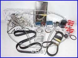 New Factory Lexus Sc430 All Oem Complete Timing Belt Water Pump Kit- Drive Belt