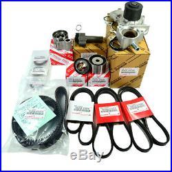 New OEM Timing Belt Water Pump Kit For 95-04 Toyota 3.4L V6 5VZFE Tacoma 4Runner