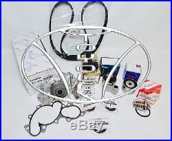 New Oem Toyota Tacoma T100 4runner Tundra 3.4l 5vz-fe Water Pump Timing Belt Kit
