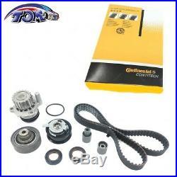 New Water Pump&Timing Belt Kit For 1999-2004 Jetta Golf Beetle ALH TDI 1.9L CRP