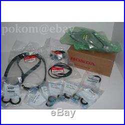 OEM 98 99 00 02 Accord 3.0 L V6 Tune Up Timing Belt Kit water pump 19200-P8A-A02