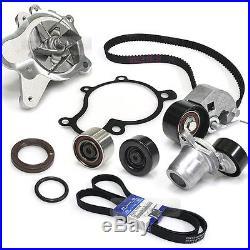 OEM Genuine Parts Timing Belt Water Pump Kit For HYUNDAI 2002-2008 Tiburon 2.7L