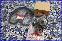 OEM Honda Timing Belt Water Pump Tensioner Acura Integra Type R B18C5 B18C6