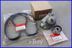 OEM Honda Timing Belt Water Pump Tensioner Kit B18 B18C B18C1 B18C5 Engines