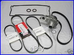 OEM Toyota Timing Belt Water Pump Kit Corolla 4AFE 4 Cylinder 1.6 Save FAST SHIP