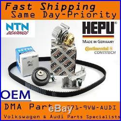 OEM VW Audi 1.8T MK4 B5 Jetta GTI Beetle Passat Timing Belt Kit metal water pump
