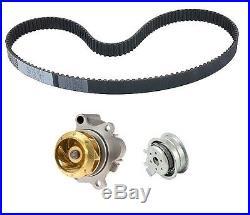 OEM VW MK4 2.0 liter AEG AZG AVH BEV Timing Belt Kit withmetal water pump'99-05