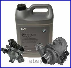 OEM Water Pump & Thermostat Kit for BMW E82 E88 E90 E91 E92 E93 E60 E61 E83 E85