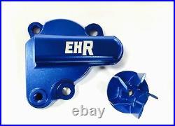 OVERSIZE Water Pump Kit Husqvarna TC 50, TC 65 Blue