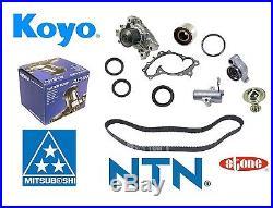 Oem Timing Belt and Water Pump Kit Toyota Lexus 3.0 and 3.3 Camry ES300 ES330 RX