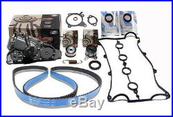 RACING BELT by GATES Timing Water Pump Kit 2001-2005 EXACT-FIT 1.8L T179RB