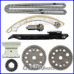 REF# 9-4201S 00-08 Chevy Saturn 2.0 2.2 DOHC Ecotec Timing Chain Water Pump Kit