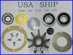 Raw Sea Water Pump Repair Kit Volvo Penta TAMD40A TAMD40B AQAD40A AQAD40B TMD40C