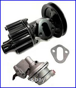 Raw Water Pump & Fuel Pump Kit For MerCruiser 454 & 502 # 46-807151A8, 861677T