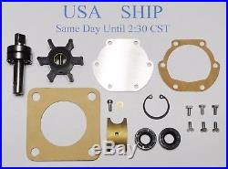 Rebuild Kit For Westerbeke Marine Diesel Generator Raw Sea Water Pump 33636