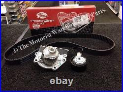 Rover 25 45 75 1.4 1.6 1.8 Timing Cam Belt Kit Tensioner Water Pump K Series