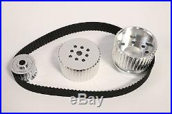Sb Chevy Gilmer Belt Drive Kit Long Water Pump Sbc 283 305