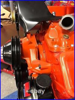 SB Chevy SBC Complete LWP Steel Pulley Kit WithAlternator, Power Steering NEW