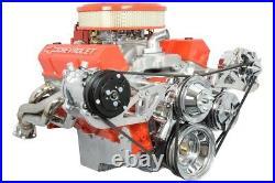 SBC Alternator Power Steering A/C Compressor Bracket Kit for Long Water Pump