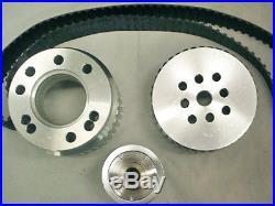 SBC Chevy Long Pump High Performance Gilmer Drive Kit