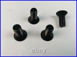 SBC Small Block Chevy SWP Aluminum 2&3 Groove Water Pump Crankshaft Pulley Kit