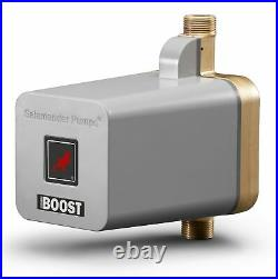Salamander CombiBoost Mains to Combi Home Boost Water Pump Booster & Install Kit