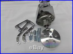 Sbc Turn Key Front Acc Dress Up Complete Kit For Long Nose Water Pump Cr#-x083