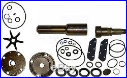 Shaft Kit Water Pump Kit for OMC Stringer replaces 909121 909753 982949 983218