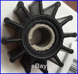 Sherwood Raw Water Pump Rebuild kit OEM Parts 23979 12665 G15 G21 G30 J70 K75B
