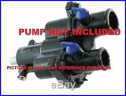 Stainless Steel Wear Plate FULL Kit for Mercruiser Seawater Raw Sea Water Pump