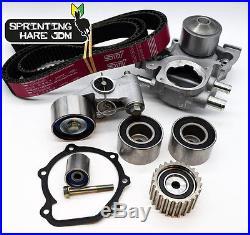 Subaru Impreza 1998-2015 STI Pink Uprated Cam Belt Kit Inc Water Pump (P1 WRX)