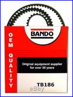 TBK Timing Belt Kit COMPLETE WATER PUMP SEALS Honda Accord 1998 to 2002 4 Cyl